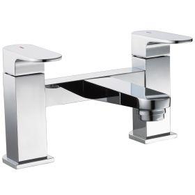 Just Taps Base Deck Mounted Bath Filler