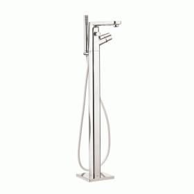 Crosswater Marvel Chrome Bath Shower Mixer with Kit