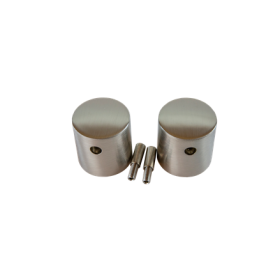 Crosswater Shower Spares MPRO Crossbox Handles (pair) Stainless