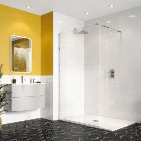 Crosswater Shower Enclosures Svelte 8 Side Panel 1000mm