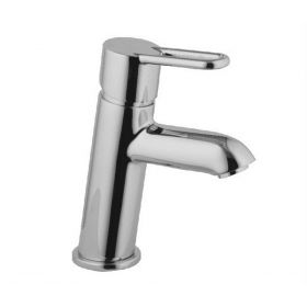 Just Taps Nuvola Single Lever basin mixer without pop up waste