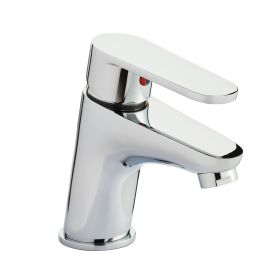 Just Taps Icon Single Lever basin mixer without pop up waste