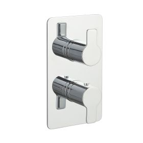 Just Taps Amore Thermostatic Concealed 1 Outlet Shower Valve