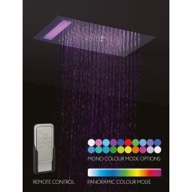 Crosswater Mini Revive Led Shower Heads