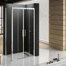 Novellini Kuadra 2A Double Sliding Door Enclosure