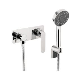 Just Taps Vue Manual Valve with Shower Attachment