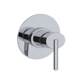 Just Taps Ovaline Concealed Single Lever Shower Mixer
