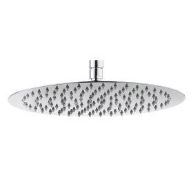 Crosswater Round 200mm Stainless Steel Shower Head