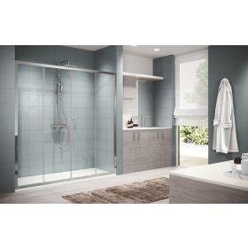 Novellini Zephyros 2A Double Sliding Shower Door