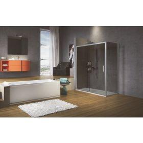 Novellini Zephyros 2P Sliding Shower Door