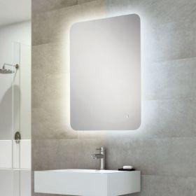 HIB Ambience LED Bathroom Mirror 80 x 40cm