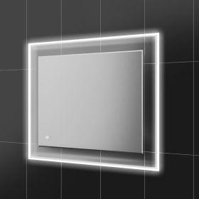 HIB Element Illuminated Bathroom Mirror 60 x 120cm