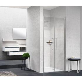 Novellini Young 2B Hinged Saloon Door Shower Enclosure
