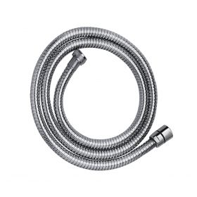 Just Taps Chrome plated, metal hose 1.50m