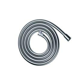 Just Taps Plastic coated, metal hose, 1.25m