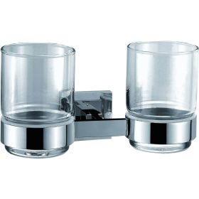 Just Taps Mode Double Tumbler Holder