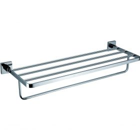 Just Taps Mode Towel Shelf with Bar