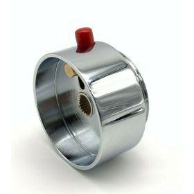 Crosswater Control knob - Chrome (AC7043)