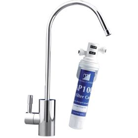 Monarch AP100 Water Filter System with Milan Click Tap and Long Life Cartridge