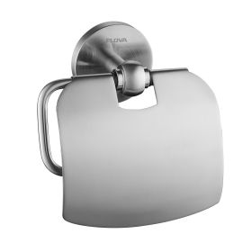 Flova Coco toilet roll holder – Brushed Nickel