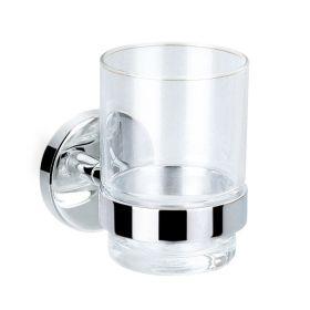 Flova Coco single tumbler holder with glass