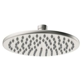Crosswater MPRO Shower Head 200mm - Brushed Stainless Steel