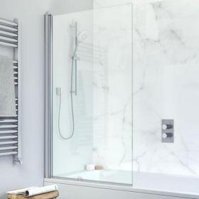 Crosswater Design+ Single Bath Screen