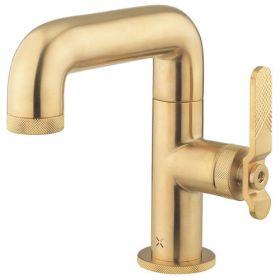 Crosswater UNION Basin Mono Brushed Brass