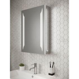 HIB Dimension Bathroom LED Cabinets 50cm x 70cm x 14cm