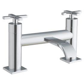 Just Taps Plus Detail Deck Mounted Bath Filler