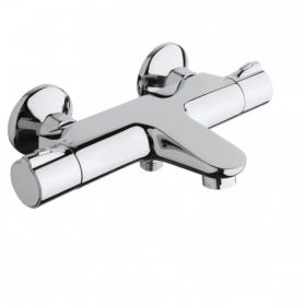 Crosswater Touch Thermostatic Bath Shower Mixer