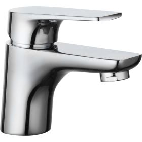 Just Taps Flite Mini Single Lever Basin Mixer Without Pop Up Waste