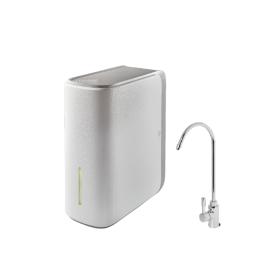 Monarch Gemini Reverse Osmosis Water Purifier Filter & Assisi Tap Kit Chrome