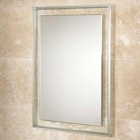 HIB Georgia 50 Decorative Bathroom Mirror
