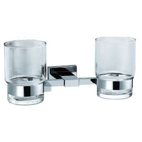Just Taps Ludo Double Tumbler Holder