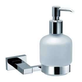 Just Taps Ludo Soap dispenser and holder