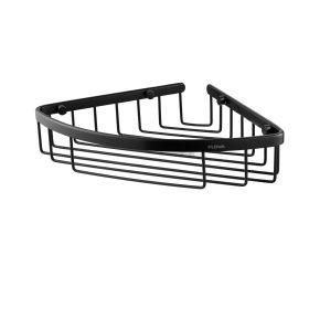 Flova 205mm corner rack – Matt Black