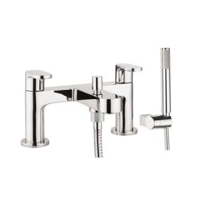 Crosswater Style Bath Shower Mixer with Kit