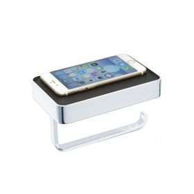 Just Taps Mode Paper Holder With Mobile Phone Shelf