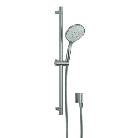 Crosswater MPRO Brushed Stainless Steel Shower Kit