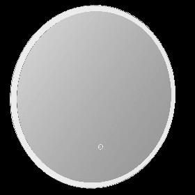 Just Taps Apollo round LED mirror
