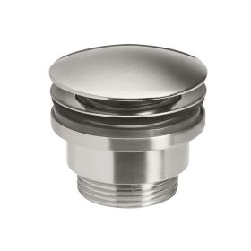 Crosswater MPRO Brushed Stainless Steel Universal Click Clack Basin Waste