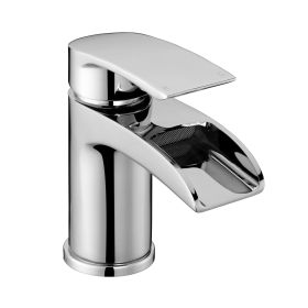 Just taps Ravina  Single Lever Basin Mixer With Click Clack Waste