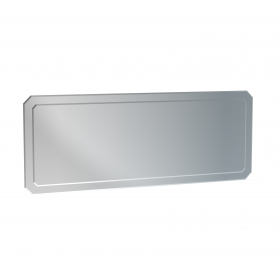 Saneux REGENCY 130cm Bevelled Mirror Double layered bevelled mirror