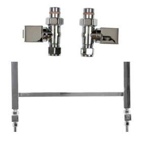 JIS Square straight valves