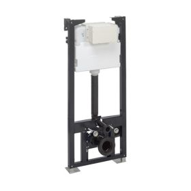 Crosswater 1.14m Height Wall Hung Toilet Support Frame