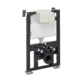 Crosswater 0.82m Height Wall Hung Toilet Support Frame