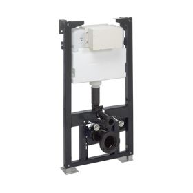 Crosswater 0.98m Height Wall Hung Toilet Support Frame