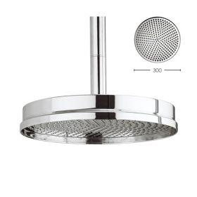 Crosswater Waldorf shower head 12 inch