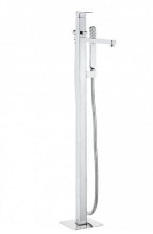 Crosswater Atoll Floor Standing Bath Shower Mixer